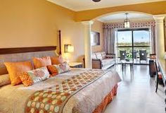 Barcelo Maya Beach Resort. Beautiful rooms.