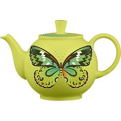 March Teapot by Bee Things in 50th Anniversary Teapots | Crate and Barrel