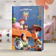 Personalised Disney Toy Story 3 StoryBook - Toy Story 3 - Hardback