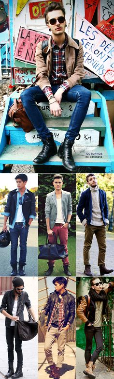 """Not Really. There's more to men's style then carrying around a purse, wearing skinny jeans, weird colors and shit from the 80's. F'n hipsters, by trying to be """"original"""" you're a cookie cutter of every other hipster. Be yourself and own who you are."""