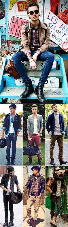 Ju, essa referência não é de look, apenas dos tons de calças jeans que podemos…