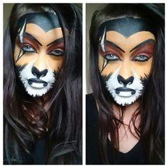 Face Painting Ideas, Designs & Pictures   Face Paint Ideas   Snazaroo   Snazaroo. SCAR