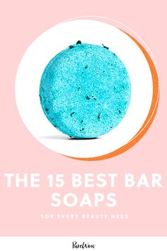 If you're less than impressed by your body wash, it might be time to trade in the bottle for a bar. Read on for 15 of the best bar soaps for every beauty need, from eczema to exfoliating. #best #bar #soaps Best Bar Soap, Beauty Bar, Beauty Skin, Body Bars, Drunk Elephant, Shampoo Bar, Beauty Review, Olay, Fancy Pants