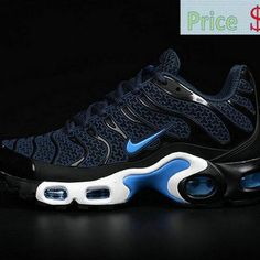 best cheap 02155 97f6e Popular Nike Air Max TN 2016 KPU Game Royal White Hyper Blue sneaker