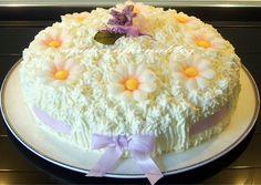 Torta primavera per la festa della mamma (versione bimby)