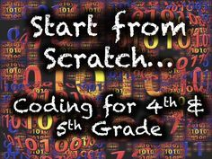 Fun Coding & Computer Programming Basics Get your class coding for Hour of Code Grades 4, 5 No teacher knowledge required!
