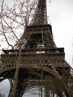 Paris, France Eiffel Tower