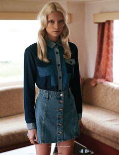 Farah Holt: Tangled up in Blue