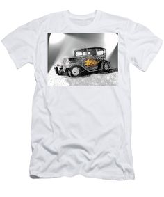 ddbf9a1bb Hot Rod Charley O T-Shirt for Sale by Thomas Schmidt. Hot Rods