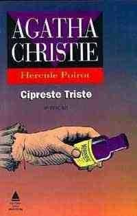 House of Thrillers - CIPRESTE TRISTE (Sad Cypress) - Agatha Christie - um caso de Hercule Poirot