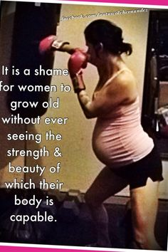 Fitness ... Pregnant ... Boxing ... Strong women ... No excuses ... Motivate ... Inspire ... Health and Fitness ... Fitfam... Workout  Add me on FB for motivation/ tips/ inspiration!beachbodycoach.com/nataliehernandz