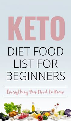 Keto Diet Food List For Beginners: Everything You Need to Know So you've decided to try the ketogenic diet. Do you know exactly what to eat? If you're still scratching your head, or perhaps Ketogenic Diet Plan, Ketogenic Diet For Beginners, Keto Diet For Beginners, Keto Meal Plan, Diet Meal Plans, Keto Food List, Food Lists, Egg And Grapefruit Diet, Boiled Egg Diet Plan