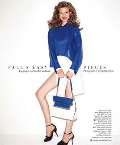 Fall's Easy Pieces (Harper's Bazaar U.S.)