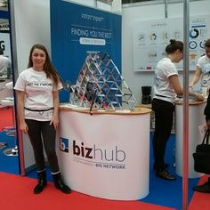 """Build your business with @bizhubuk """"small business - big network"""" #tbsoffer #tbs2013"""
