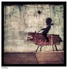 Banksy ... again!