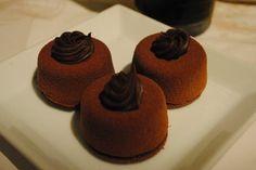 Oreo Bon Bons Recipe served at Cape May Cafe in Beach Club at Disney World