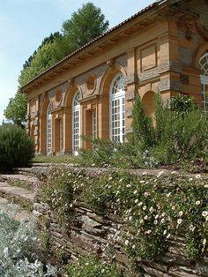 The Orangery - Hestercombe - E.L. Lutyens