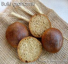 BUŁKI GRAHAMKI Bread, Fit, Shape, Brot, Breads, Baking, Bakeries