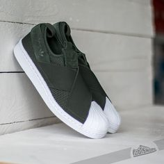 adidas Superstar SlipOn W Shagrn/Ftwwht