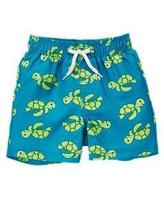 Turtle Swim Trunk #shopkick #summerparty