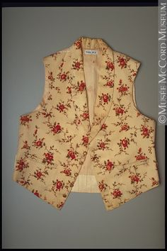1850 - Silk waistcoat