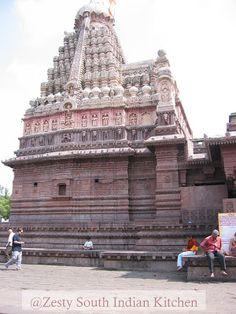 Grishneshwar Temple ,Aurangabad, Maharashtra, India