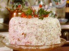 Paula Deen's  Grandmother's  Red Velvet Cake