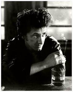 Sean Penn photographed by Bruce Weber