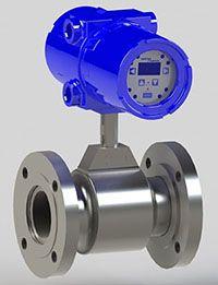 Krohne VLM10 Inline Vortex Mass Flowmeter