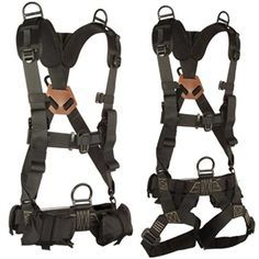 Picture of Stabo/Tactical Full Body Harness - just an example of existing tech