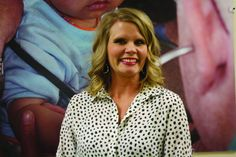 TEDxOU speaker covers challenges faced by working moms
