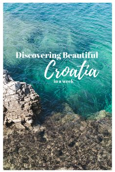 Ever wanted to visit Croatia but didn't know where to start? Heading to Istria and want some tips on where to go, what to do or where to stay while in the Croatian Peninsula? In this little post you can find all about discovering Istria by public transport, and how to make the most of a week in Croatia.