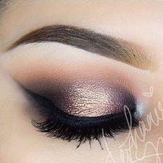 Cómo hacer un maquillaje de ojos para la noche que se vea espectacular ~ cositasconmesh