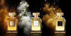 Annick Goutal Vanille Charnelle, Ambre Sauvage & 1001 Ouds