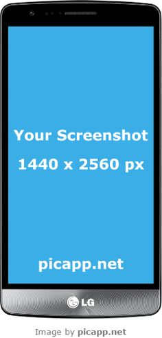 Add your mobile app screenshot image to an iPhone frame, iPad frame or Android device frame. Lg G3, Mobile App, Mockup, Ads, Free, Image, Scale Model