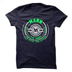 Mann the myth the legend - #sweater hoodie #boyfriend sweatshirt. I WANT THIS => https://www.sunfrog.com/LifeStyle/Mann-the-myth-the-legend.html?68278