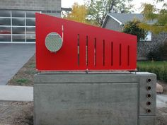 How To & Repair:How To Choose Modern Mailboxes Modern Mailboxes Design