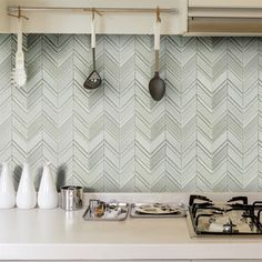 Shop Bestview Silver/Glossy Chevron Mosaic Glass Wall Tile (Common: 12-in x 12-in; Actual: 12-in x 11.73-in) at Lowe's Canada. Find our selection of backsplashes & wall tile at the lowest price guaranteed with price match.