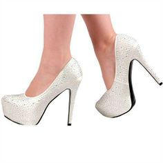 NEW LADIES WOMENS HIGH HEEL CONCEALED PLATFORM PUMPS EVENING PROM PARTY WEDDING EXTREME HEELS STILETTO Shoe bliss, http://www.amazon.co.uk/dp/B009G0IB42/ref=cm_sw_r_pi_dp_62matb0NPYCH4