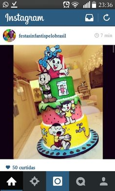 Birthday Parties, Chocolates, Desserts, Alice, Party Ideas, Cakes, Inspiration, 1st Year Birthday, Cake Party