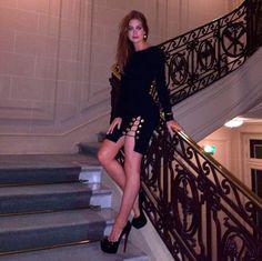Os looks de Marina Ruy Barbosa em viagem pela Europa | MdeMulher