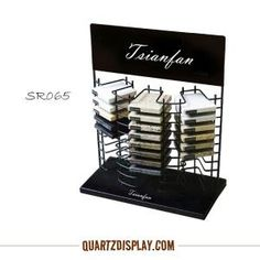 Metal Stone Merchandising Tool for Quartz Stone , Granite , Marble , Tile and so on . Any interested, please contact amber . 100% Custom, can meet your any need.(amber@tsianfan.com)
