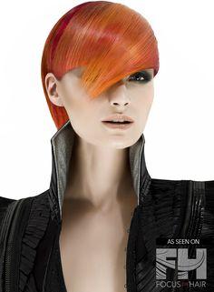 Fashion Color Collection by Schwarzkopf Color Director Rossa Jurenas http://focusonhair.com/article/creative-color-haircolor-rossa-Jurenas-2016-NAHA-Nominee
