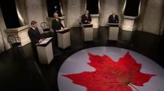 2006 Canadian Federal Election Debate