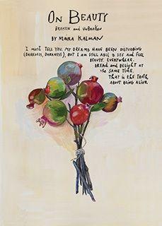 Maira kalman's art