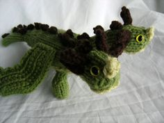 Toothless Dragon Amigurumi Pattern : How to train your dragon stormfly dragons crochet and amigurumi
