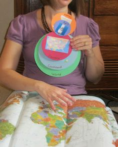 Mexico themed unit-making sopapillas, pinatas, and much more. theunlikelyhomeschool.com