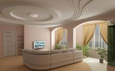 Incredible Tips: False Ceiling With Wood Living Rooms false ceiling living room gray.False Ceiling Dining Home false ceiling design detail.False Ceiling Home Dining Rooms. Gypsum Ceiling Design, Pop Ceiling Design, Ceiling Design Living Room, Bedroom False Ceiling Design, False Ceiling Living Room, Home Ceiling, Bedroom Ceiling, Living Room Designs, Ceiling Lights