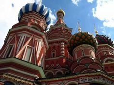 Aziz Basil Katedrali, Moskova