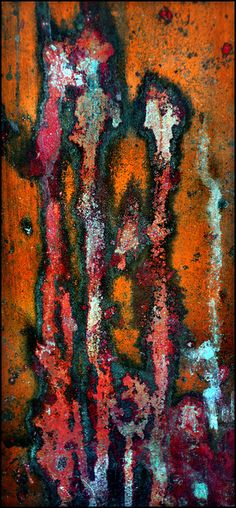 rust/peeling paint // don taylor Natural Forms, Natural Texture, Patterns In Nature, Textures Patterns, Decay Art, Inspiration Artistique, Peeling Paint, Nature Artwork, Texture Art